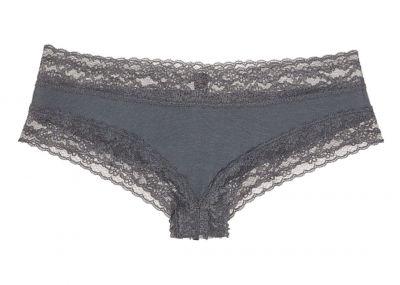 Victoria's Secret Kalhotky Cheeky (Grey)