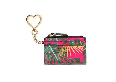 Victoria's Secret Card Case (Pink Tropic)