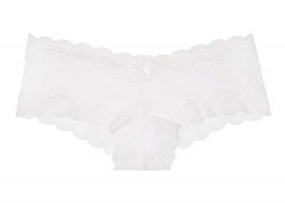 Victoria's Secret kalhotky Cheeky Very Sexy (White)
