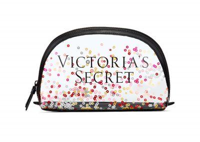 Victoria's Secret kosmetická taštička (Clear)