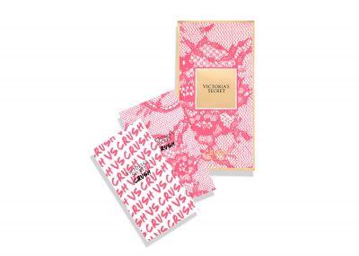 Parfemované papírky Victorias Secret (Crush)
