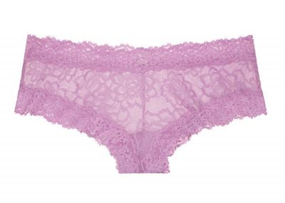 Victoria's Secret PINK kalhotky Cheekster (Lila)