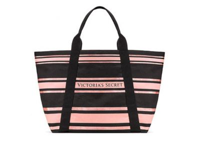 Victoria's Secret kabelka Sparkle (Pink Gold)