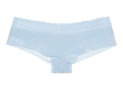 Victoria's Secret kalhotky Cheeky Cotton (Blue)
