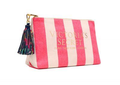 Victoria's Secret kosmetická taštička (Multi Stripe)