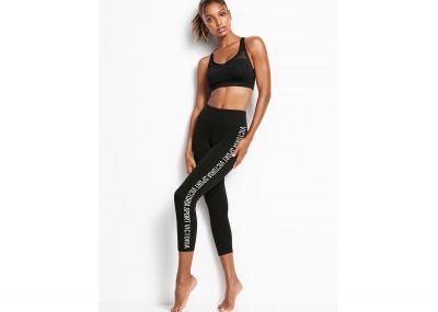 Victoria's Secret legíny Capri Victoria Sport (Black)