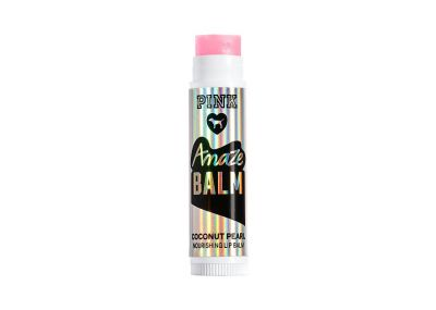 Victoria's Secret Pink balzám na rty (Coconut Pearl)