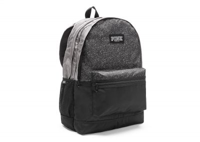 Victoria's Secret Pink Campus Backpack (Grey)