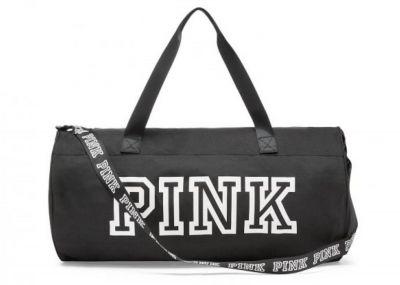 Victoria's Secret Pink sportovní taška (Black)