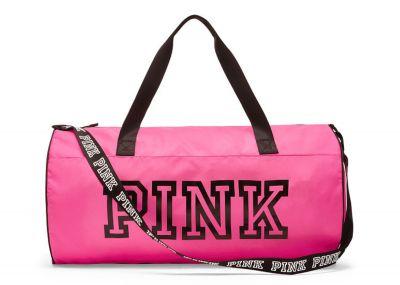 Victoria's Secret Pink sportovní taška (Pink)