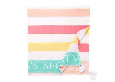 Victoria's Secret plážová deka (Striped)