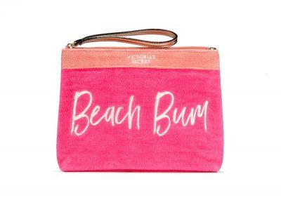 Victoria's Secret kosmetická taštička/pouzdro na plavky (Pink)