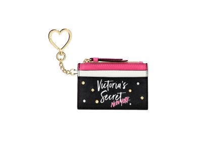 Victoria's Secret Card Case (Black New York)