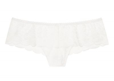 Victoria's Secret kalhotky Hipster Tanga Dream Angels (Coconut White)