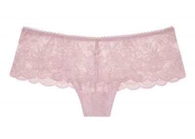 Victoria's Secret kalhotky Hipster Tanga Dream Angels (Violet Pearl)