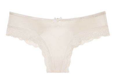 Victoria's Secret kalhotky Tanga Very Sexy Strappy (Coconut)