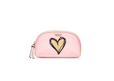 Victoria's Secret kosmetická taštička (Pink Heart)