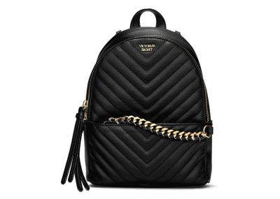 Victoria's Secret mini Backpack (Black)