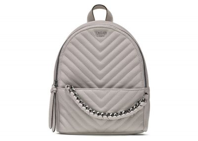 Victoria's Secret mini Backpack (Grey)