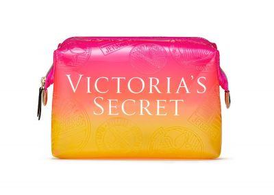 Victoria's Secret velká kosmetická taštička (Pink)