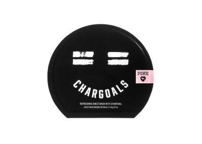 Victoria's Secret Pink plátýnková maska (Chargoals)