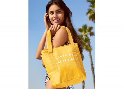 Chladící taška Victorias Secret Pink (Yellow)