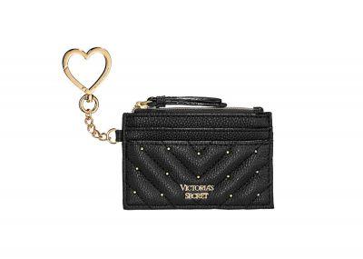 Klíčenka Card Case Victorias Secret (Black)