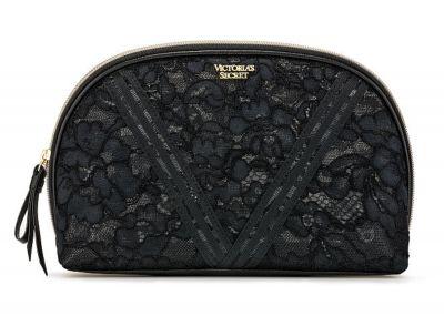 Kosmetická taštička Victorias Secret (Black Lace)