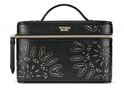 Kosmetický kufřík Victorias Secret (Black Laser Cut)