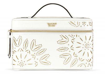 Kosmetický kufřík Victorias Secret (White Laser Cut)