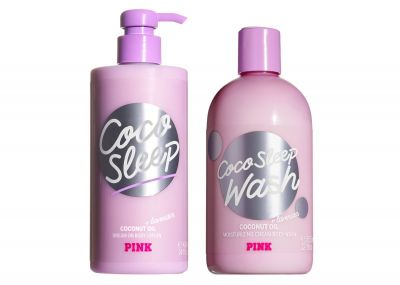 Sada péče o tělo Victorias Secret Pink (Lavender)