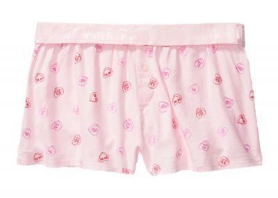 Šortky Victorias Secret Pink (Light Pink)