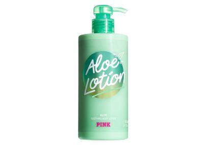 Victoria's Secret Pink tělový balzám (Aloe)