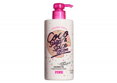 Victoria's Secret Pink tělový balzám (Cookie and Spice)