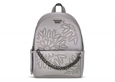 Batoh Victorias Secret Mini Backpack (Grey Laser Cut)