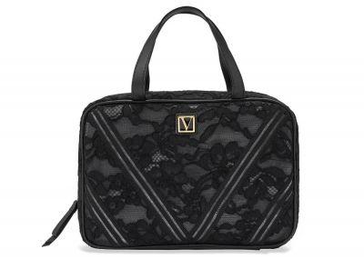 Cestovní kufřík Victorias Secret (Black Lace)