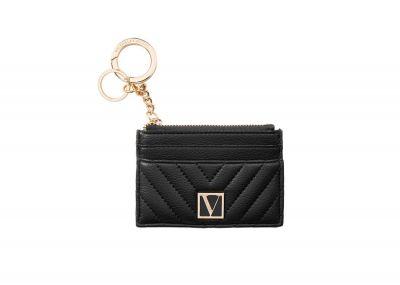 Klíčenka Card Case Victorias Secret (Pure Black)