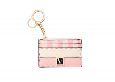Klíčenka Card Case Victorias Secret (Victoria Stripe)