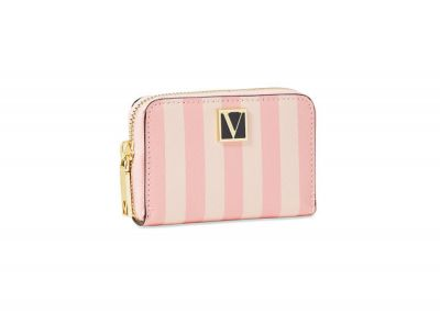 Mini peněženka Victorias Secret (Victoria Stripe)
