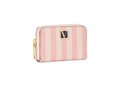 Mini peněženka Victorias Secret (Victoria Stripe)