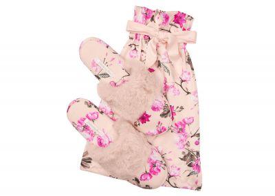 Pantofle Victorias Secret (Light Pink Floral)