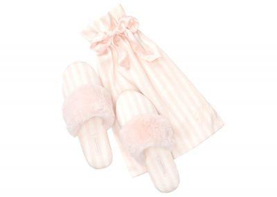 Pantofle Victorias Secret (Pink Victoria Stripe)