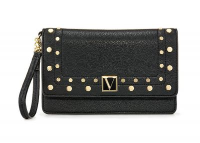 Peněženka Victorias Secret Wristlet (Black Stud)