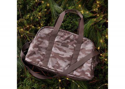 Sportovní taška Victorias Secret Pink (Brown Camo)