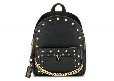 Victorias Secret batůžek Mini Backpack (Black Stud)