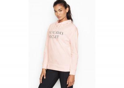 Mikina s kapucí Victorias Secret (Light Pink)
